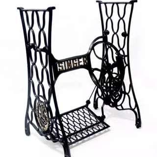 Singer spider Vintage sewing machine table leg