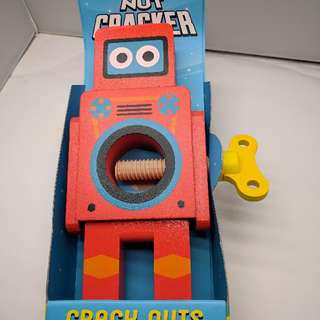 Suck UK Robot Nutcracker