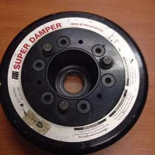 Ati damper/fluidamper