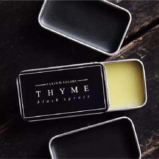 Parfum Solide