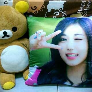 Twice&子瑜 方形抱枕