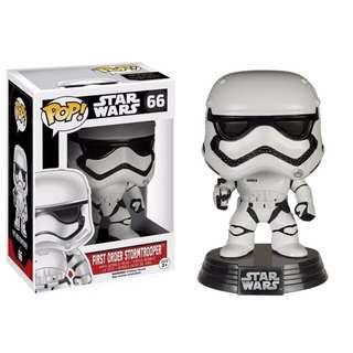 Funko Star Wars First Order Stormtrooper Pop