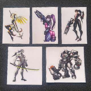 Metal Gear Rising Waterproof Stickers