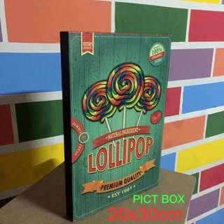 Pict Box & MDF Board