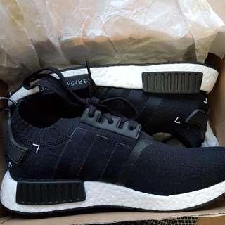NMD PK JAPAN BLACK AND WHITE Adidas