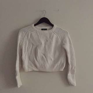 American Apparel Crop Knit