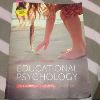 Educational Psychology Textbook