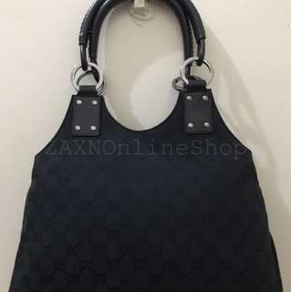 Authentic GUCCI Handbag with free D&B All Weather Leather Bag