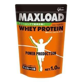 (即期品)GLICO格力高 MAXLOAD乳清蛋白(1000g)
