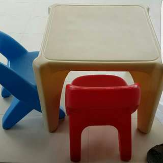 Original tikes chairs only