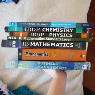 International Baccalaureate Textbooks