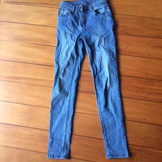 Ally Jeans Size 8