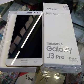 hndphone Samsung Galaxy J3 pro 16GB
