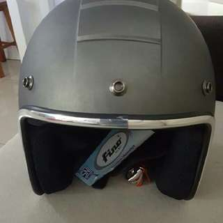 Fino Helmet 3button..new
