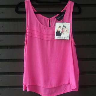 MINKPINK tank top