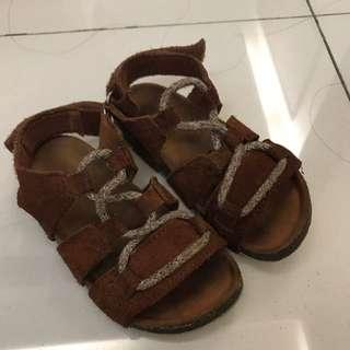 Zara Boy Sandals