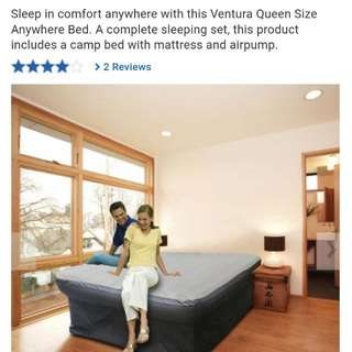 Ventura Anywhere Queen Bed