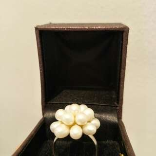 Pure Pearl Ring