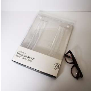 "Audio Sonic Macbook Air 13"" Hard case clear"