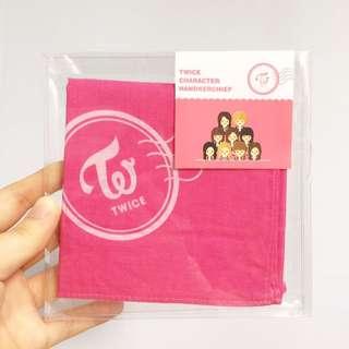 ❤️TWICE官方手巾❤️購自TWICE POP-UP STORE