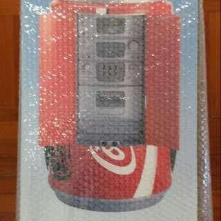 可口可樂cd機絕版