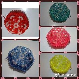 Round Candy Color Purse