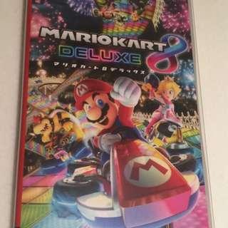 Switch Mario 賽車