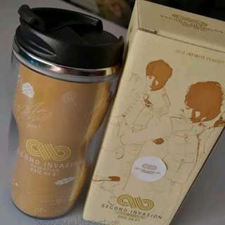 INFINITE - Official Concert Merchandise Tumbler