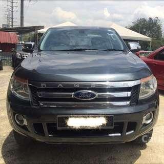 Ford Ranger 2.2 (M) Car Rental / Kereta Sewa