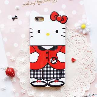 正版 Hello Kitty iPhone6 4.7 Case 手機殼
