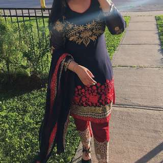 Pakistani/Indian Outfit