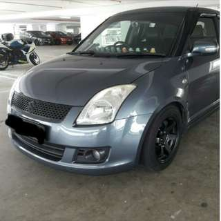 Rent Car East Suzuki Swift 1.5manual  *other cars available.