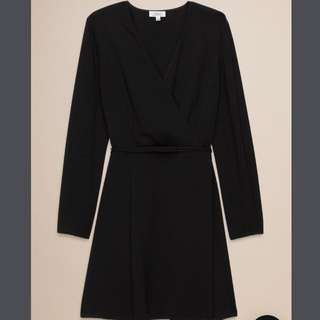 Aritzia Wilfred Harlay Dress