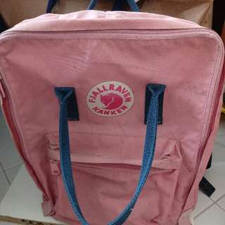 粉紅色Kanken背囊