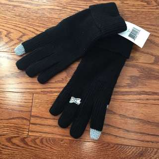 Kate Spade Embellished Gloves