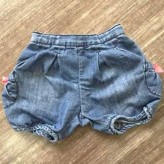 Poney Short Pant