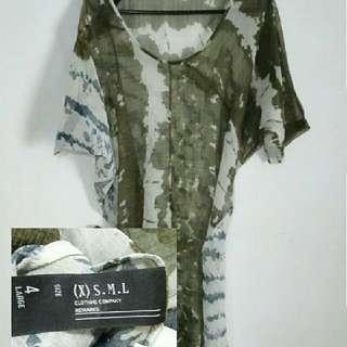 Xsml Grey Dress