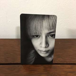 SHINee Taemin Press It OFFICIAL PC