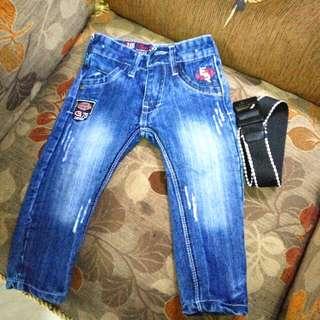 [ NEW ] Jeans Anak Laki Laki