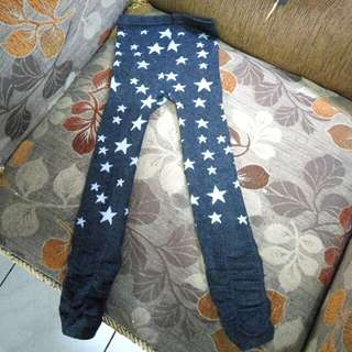 Legging Bahan Sweater