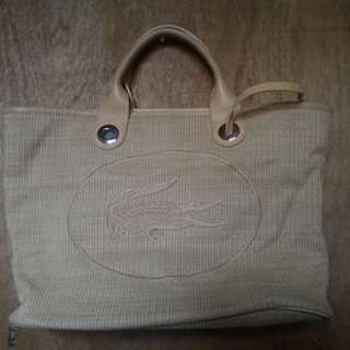Repriced!Orig LACOSTE BAG