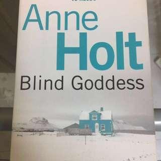 Blind Goddess by Ann Holt