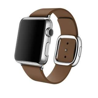 Apple Watch 38mm strap modern buckle (Large) *Apple watch not included
