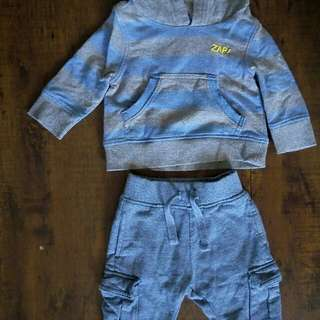 MOTHERCARE 0-3 months Sweater Set