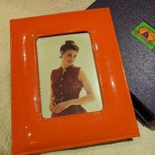 Shanghai Tang Photo frame Orange