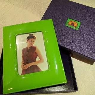 Shanghai Tang photo frame Green
