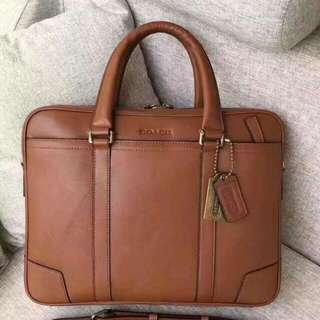 Authentic Coach Slim Brief In Signature F71701