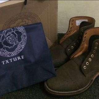 Boots TXTURE (JUAL RUGI)