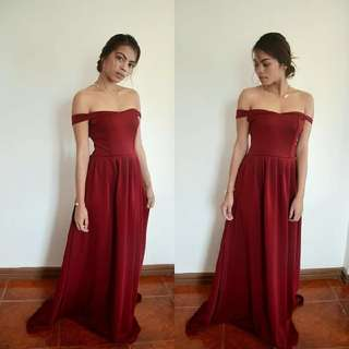 Long gown/Cocktail dress