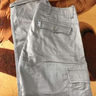 Levis 6 pockets brown